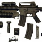 M4 Rifle w\ Grenade Launcher