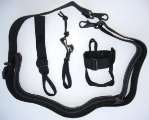 Deluxe Three Point Sling