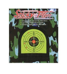 Airsoft Sticky BB Target Trap