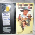 Once Upon A Time In The West VHS Tape Movie Western
