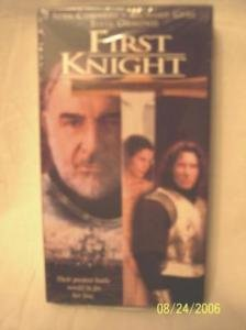 First Knight VHS Movie New Connery Gere Ormond
