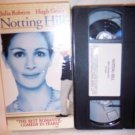 Notting Hill VHS tape Romantic Julia Roberts Hugh Grant