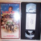 Jumanji VHS Tape Family Robin Williams Kirsten Dunst