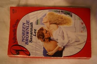 Savannah Lee by Noreen Brownlie book Silhouette