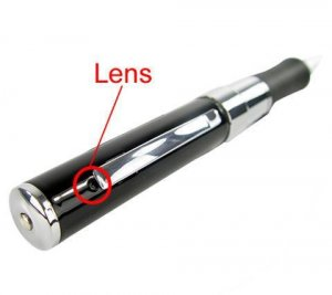 Mini Pen Camera & Audio With Built in DVR
