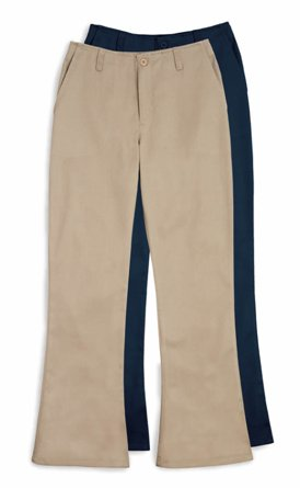 Flare Leg Pants 8 1/2