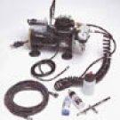 iWATA Eclipse Airbrusher with Warranty