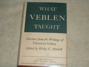 What Veblen Taught
