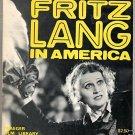 Fritz Lang In America
