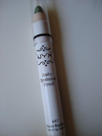 NYX Jumbo E/S Pencil in Horse Raddish