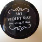 NYX Round Lipstick: Violet Ray