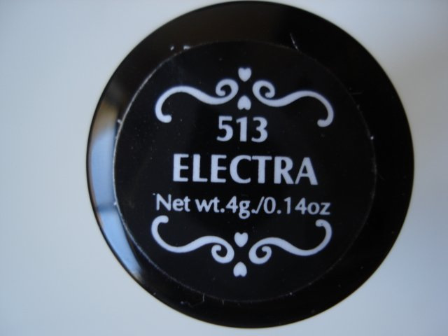 NYX Round Lipstick: Electra