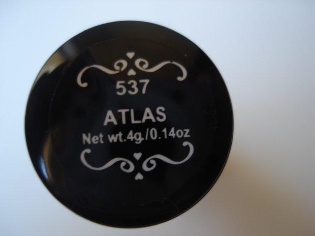 NYX Round Lipstick: Atlas