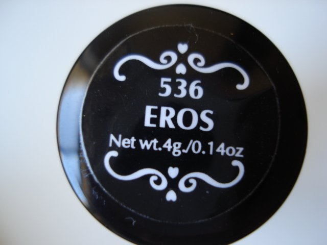 NYX Round Lipstick: Eros
