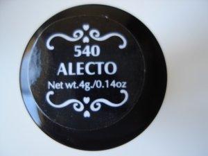 NYX Round Lipstick: Alecto