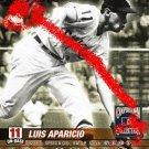 Luis Aparicio 2004 TD cooperstown collection