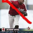 Octavio Dotel base set 2004.