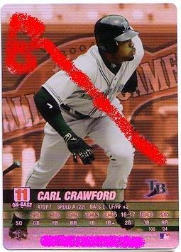 Carl Crawford (allstar game) 2004 pennant run.