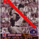 Whitey Ford 2004 Pennant Run.