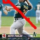 Keith Foulke 2004 base set.