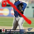 Roy Hallady 2004 base set