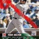 Todd helton 2005 base set