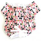 Good & Plenty Print  Puppy Panties Dog Panties XXSmall