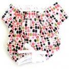 Good & Plenty Print  Puppy Panties Dog Panties XSmall