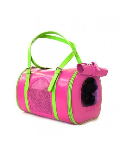 Sale Pet Carrier w/ Roll Up Window Dog Carrier