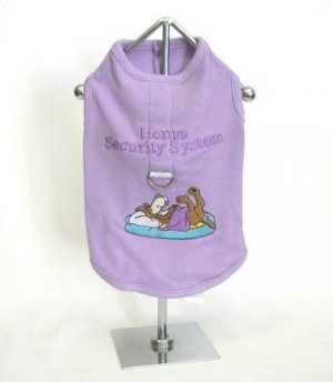 Home Security System Harness-T Shirt  XLarge Dog Shirt