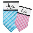 Aria Madras Dog Bandanas