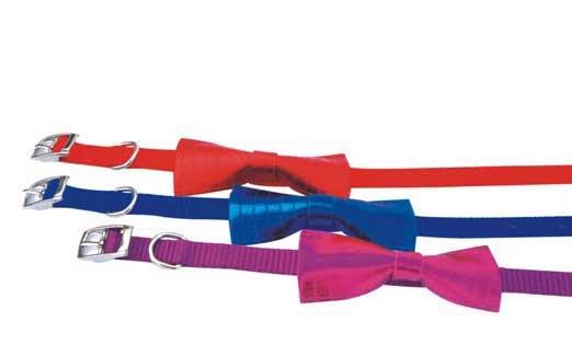 Bow Tie Collar Dog Collar Size 1