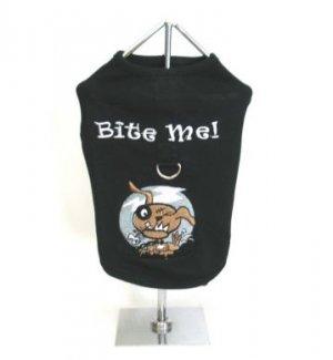 Sale Bite Me Harness-T XXSmall Dog Shirt
