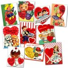 Vintage Repro 1950s Valentine Cards-10