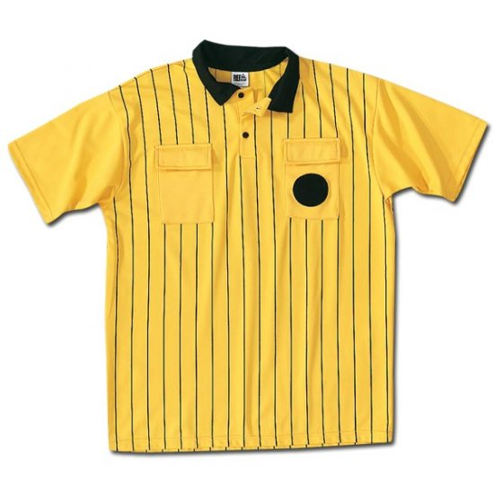 Ref Gear Official Jersey - Yellow
