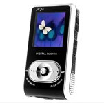 1.5 inch 1GB MP4 Player 260k COLOR TFT Display