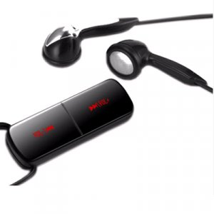 1GB Necklace MP3 Player Movable electronic hard disk