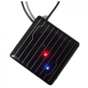 1GB solar power MP3 water-resistant,touch-pad control