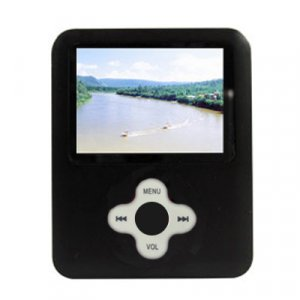 1.8 inch 260K TFT 2GB 3rd MP4 FM stereo radio and recording, New style