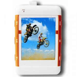 2.0 Inch Screen Travelers MP4 Player 1GB+ Built in USB