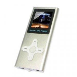 1.8-inch TFT 4GB 2ND MP4 FM Radio+Video+ Music