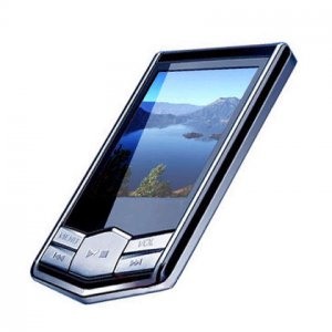 1.8 Inch Screen 4G MP4 / MP3 Video / Audio Player with Earphone;262K colors TFT LCD