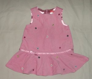 Gymboree Chelsea Girl 6-12 Months Dress