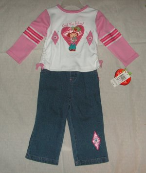 Strawberry Shortcake 18 Months Set