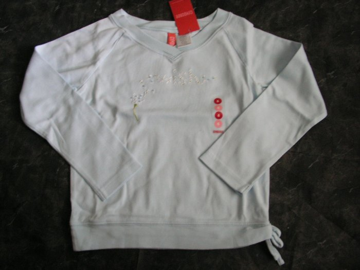 Gymboree Dandelion Wishes Sweat shirt sz 9
