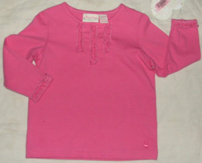Harstrings Pink T Shirt sz 24 months