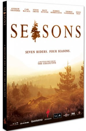 Seasons by The Collective - Mountain Bike DVD