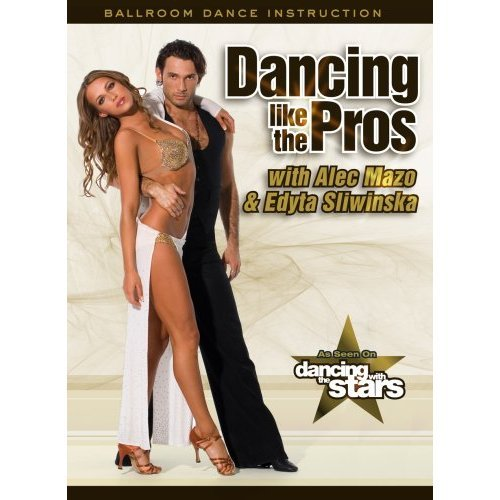 Dancing Like The Pros - Dance with the Stars Instruction DVD