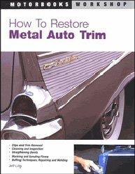 How To Restore Metal Trim Book
