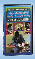 Oxy Acetylene Welding Video Volume 4 of 4